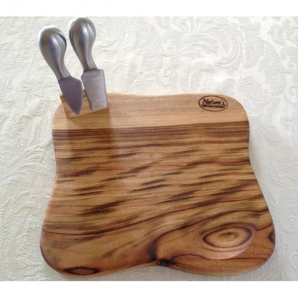 Cheese Board – Freeform with Tools