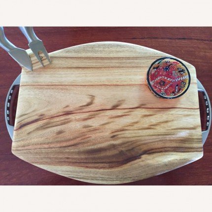 Cheese Board – Small Oval